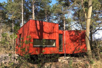 Forest cottages 18: Kegge