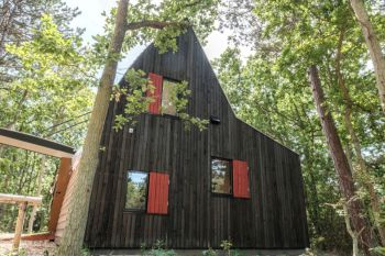 Forest cottage 10: Boet