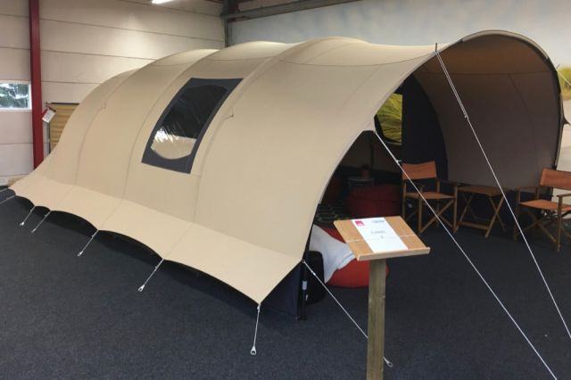 Tunnel Tent (4/6-p)